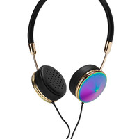 Frends Layla Headphones in Oil Slick - Urban Outfitters