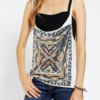 Urban Outfitters - Vanguard Geo Tank Top