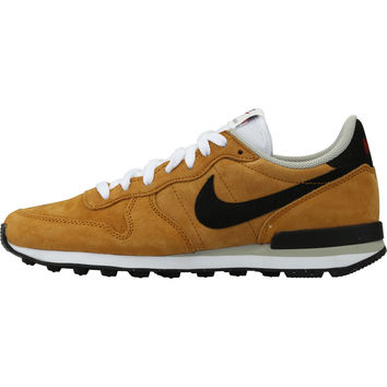 Nike Internationalist Leather (Mens) - Bronze/Beige Chalk/White/Black