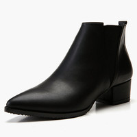 The Iconic Chelsea Boots
