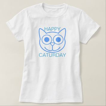Happy Caturday T-Shirt