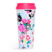 hot stuff thermal mug - florabunda