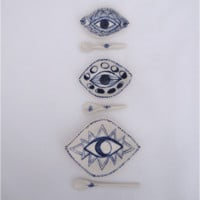 Spirit Eye Spice Cellars with mini spoon - Clouds