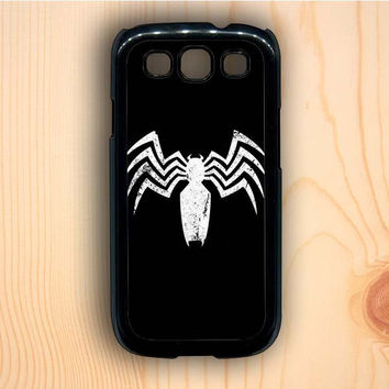 Dream colorful Venom Inspired Spiderman Samsung Galaxy S3 Case