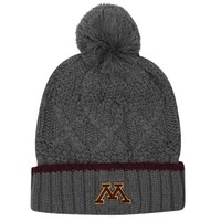 Nike Minnesota Golden Gophers Ladies Better Knit Beanie - Charcoal
