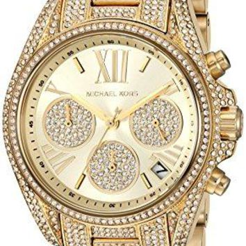 Michael Kors Watches Mini Bradshaw Chronograph Watch