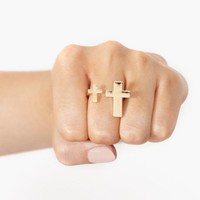 Dual Cross Ring