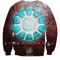 Team IRON MAN sweatshirt