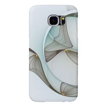 Fractal Abstract Elegance Samsung Galaxy S6 Case