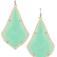 Alexandra Earrings in Mint - Kendra Scott Jewelry