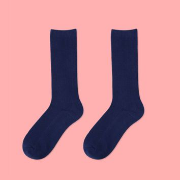 Essential Star Quality Socks | Navy