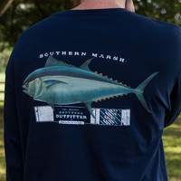 Southern Marsh Outfitter Collection - Tuna - Long Sleeve