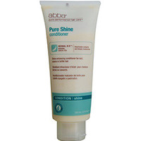 Abba Pure & Natural Hair Care Pure Shine Conditioner 6.76 Oz (Old Packaging)