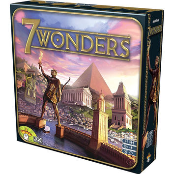 7 Wonders - Tabletop Haven