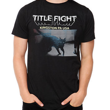Title Fight Kingston T-Shirt | Hot Topic