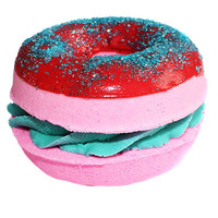 Fruit Punch Donut Sandwich Bath Bomb