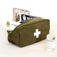 Apothecary Dopp Kit - bath - bath & beauty