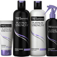 Tresemme Platinum Strength Heat Protect Spray, 8 Ounce