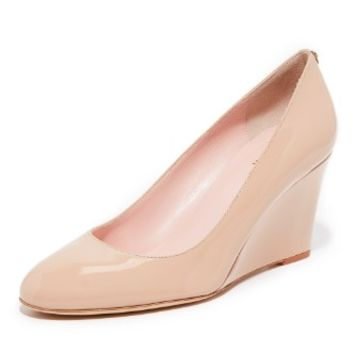Amory Wedge Pumps