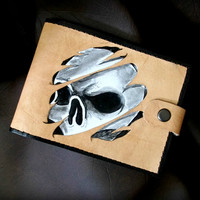 Skull Wallet - Wallets & Money Clips | RebelsMarket