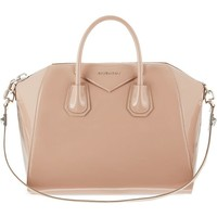 GIVENCHY - Antigona medium patent leather tote | Selfridges.com