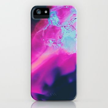 The moon was Ours iPhone Case by duckyb