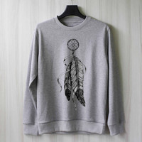 Dreamcatcher Dream Catcher Sweatshirt Sweater Shirt – Size XS S M L XL