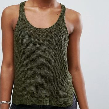 Only knit tank at asos.com