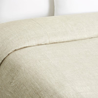 Vintage Wash Tailored Duvet, Oatmeal, Duvet Covers