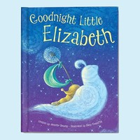 Good Night Little Me Personalized Book