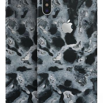 Abstract Paint v4 - iPhone X Skin-Kit