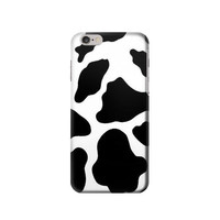 P2096 Seamless Cow Pattern Case For IPHONE 6 Plus