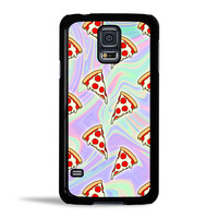 Tie Dye Pizza Slices Case for Samsung Galaxy S5