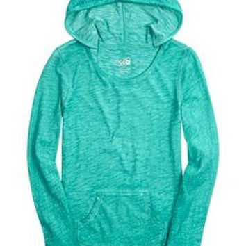 Bright Layering Hoodie | Girls Tops Clothes | Shop Justice