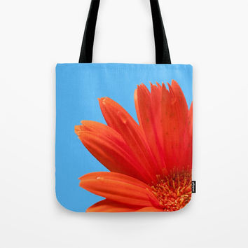 spring Tote Bag by Anabprego
