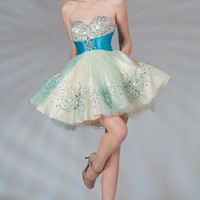 PRIMA C1340 Homecoming Cocktail Dress