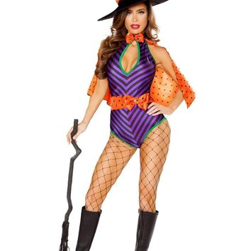 Roma Costume 10108 - 3pc Sweet Witch