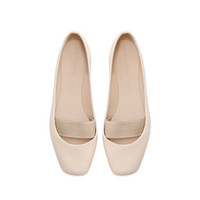 LEATHER BALLERINA - Woman - New this week | ZARA United States