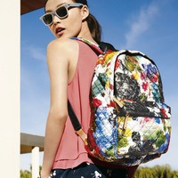 Metro Quilted Backpack by MZ Wallace