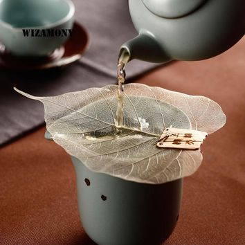 Bodhi Leaf Tea Filter
