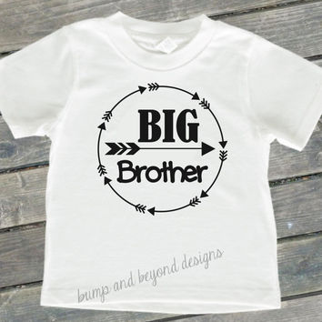 Best Big Brother T Shirt For Toddler Products On Wanelo