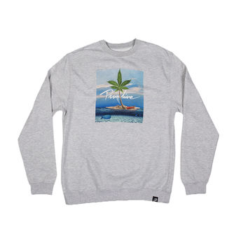 PARADISE CREWNECK - ATHLETIC HEATHER