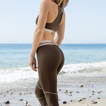 Olympia Activewear - Hero Legging | Army