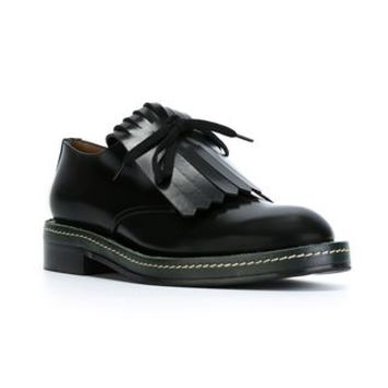 Marni Fringed Lace-up Shoes - Vitkac - Farfetch.com