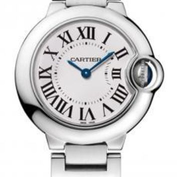 Cartier - Ballon Bleu 28mm - Stainless Steel