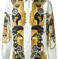 Versace 'Indian Western' shirt