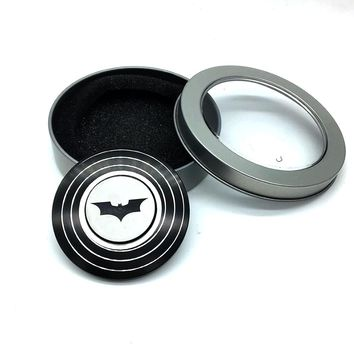 HOT Batman Hand Spinner fidget spinner stress Spider-Man Hand Spinners Focus and ADHD  Anti Stress Wheel Spiner Autism Toys
