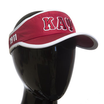 Kappa Alpha Psi Feather-light Visor