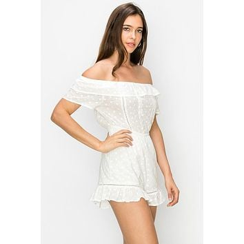 To Have & To Hold Romper