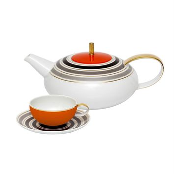 Casablanca Tea Set, 15 Pieces